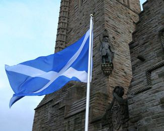 ECOSSE: WALLACE, LE LOCH-NESS & L'INDEPENDANCE