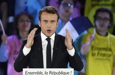 FAKE NEWS lors du débat des candidats E.Macron  et M.Lepen. E. Macron dépose plainte!