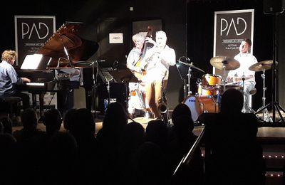 Monk Quartet au Centro Espagnol