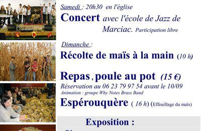 JOURNES DU PATRIMOINE 19 -20 SPTEMBRE