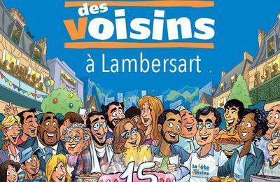 """""""Voisinage"""" 2015 à Lambersart"""
