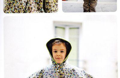 Tutoriel Couture - Cape de pluie
