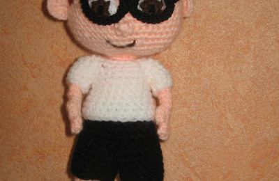 Sherman au crochet