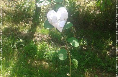 Coeur en patchwork