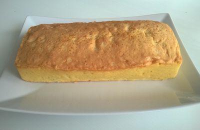 Cake citron et mousse aux chocolats de pâques!