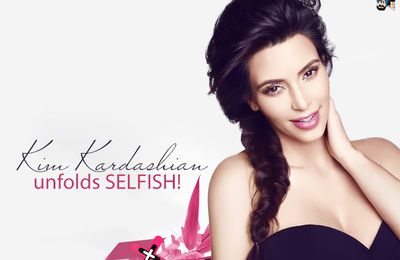 Kim Kardashian Selfish, The New Book by Kim Kardashian