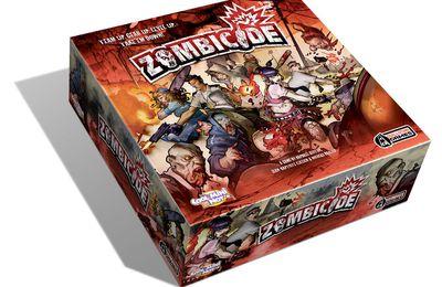 Zombicide : le jeu qu'il est bon pour se passer les nerfs
