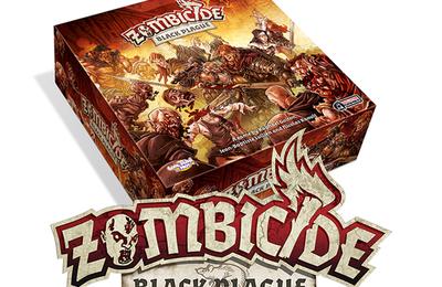 Kickstarter : CMON revient avec Black Plague, Zombicide médiéval