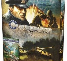 Avis : Quartermaster General