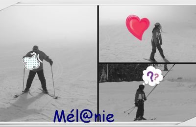 allons skier ...