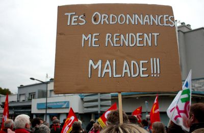 Maubeuge : Plus de 400 personnes dans la rue pour dénoncer la réforme du code du Travail