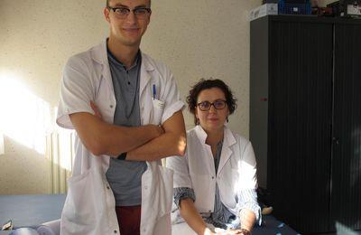 SAINT-AMAND-LES-EAUX : «Vis mon travail» au centre hospitalier,