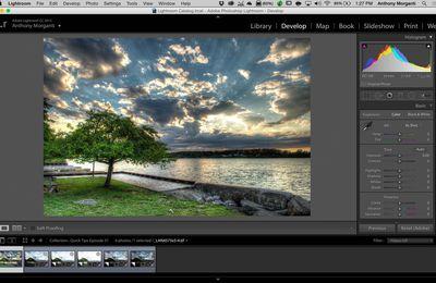 Des logiciels gratuits pour le développement photo