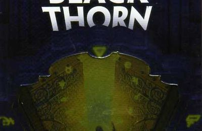 Le mystère Black Thorn de Kevin Sands