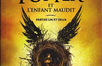 Harry Potter et l'enfant maudit de J.K.Rowling, John Tiffany et Jack Thorne