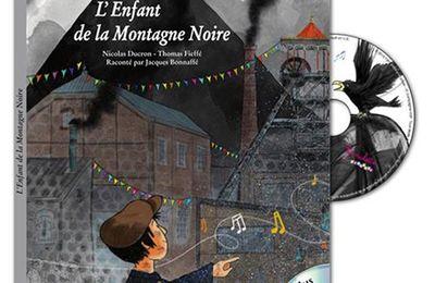 L'enfant de la montagne noire de Nicolas Ducron et Thomas Fieffé