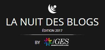 LA NUIT DES BLOGS 2017 (CONCOURS by GES)