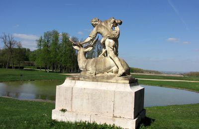 Nicolas Coustou, Méléagre tuant un cerf