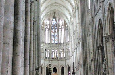 Chapelle Saint Michel (2/2), cathédrale d'Amiens