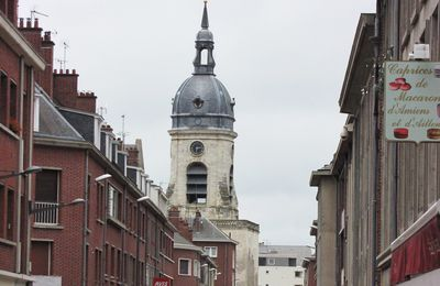 Le Beffroi d'Amiens