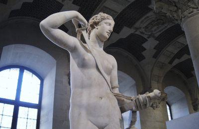 Vénus en armes, collection Borghèse