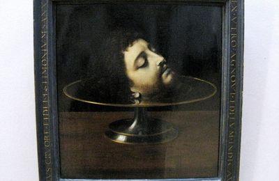 Andrea di Bartolo dit Solario, La tête de saint Jean-Baptiste