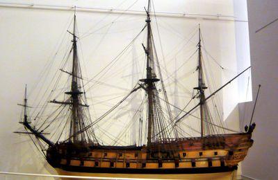 Le Louis le Grand, vaisseau de 50 canons