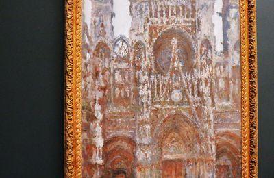 Claude Monet, la cathédrale de Rouen