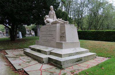 Monument aux Garibaldiens morts pour la France