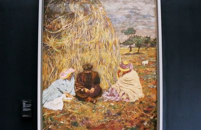 Edouard Vuillard, la Meule