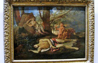 Nicolas Poussin, Echo et Narcisse