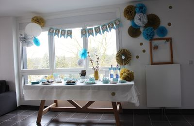 C'était Baby Shower