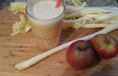 SPECIAL DETOX - Jus de  pommes et céleri