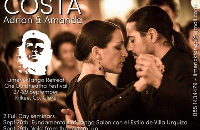 Votre formation tango 2016/2017 avec les Costa