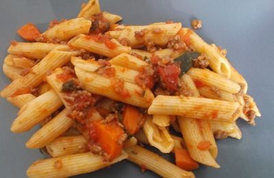 One pot pasta boeuf