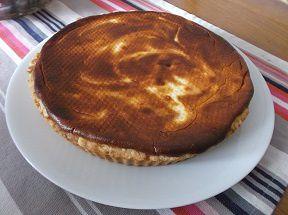 Tarte au fromage blanc légèèèèèèèèèère