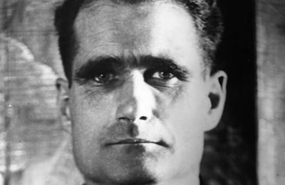 Rudolf Hess Biography Military Leader (1894–1987)