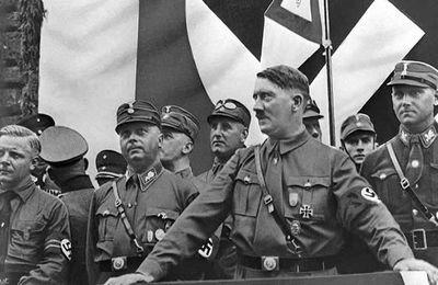 Les Américains ont empêché un attentat juif contre Hitler en 1933