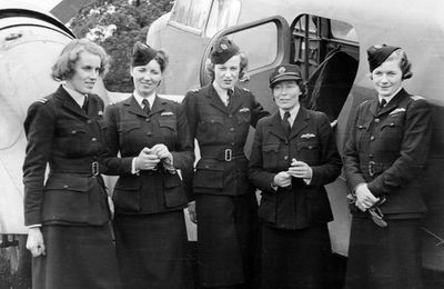 Women's Auxiliary Air Force (WAAF)