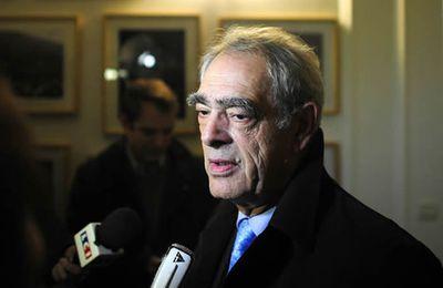 Henri Emmanuelli, ancien président PS de l'Assemblée nationale, est mort