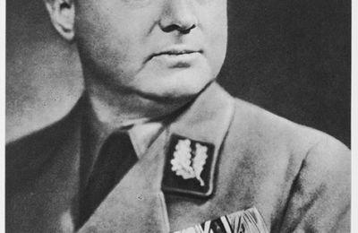 Portrait of Gauleiter und Reichsstatthalter Jakob Sprenger