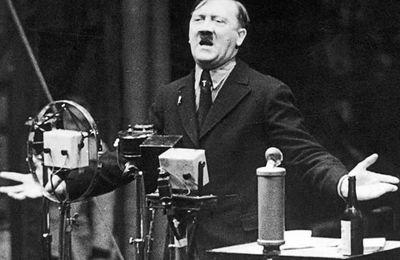 Extrait du discours de Hitler du 30 janvier 1939