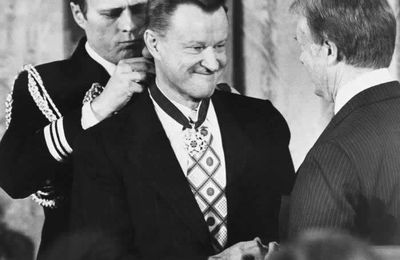 Zbigniew Brzezinski, US national security adviser, 1928-2017