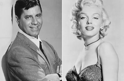 Jerry Lewis on His Secret Love Affair with Marilyn Monroe: 'I Was Crippled for a Week'