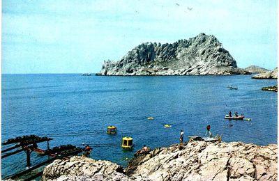 Cartes postales anciennes de Marseille.