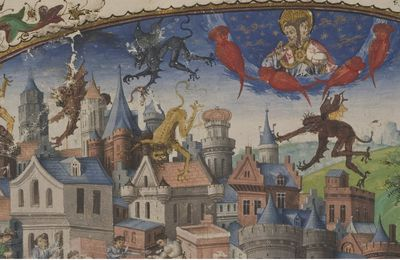 Les acrobaties d'un croyant philosophe surdoué - « Les confessions » , St Augustin
