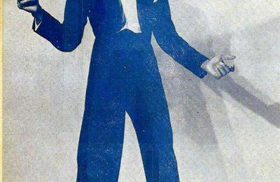 Le boxeur Al Brown (1902-1951) sur la piste de Medrano
