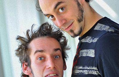 Yannick Thomas & Gregory Arsena, artistes au Cirque Le Roux