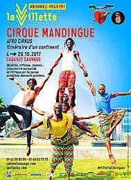 Le Cirque Mandingue revient à La Villette