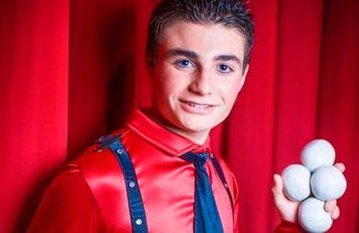 Michael Ferreri, un jongleur recordman